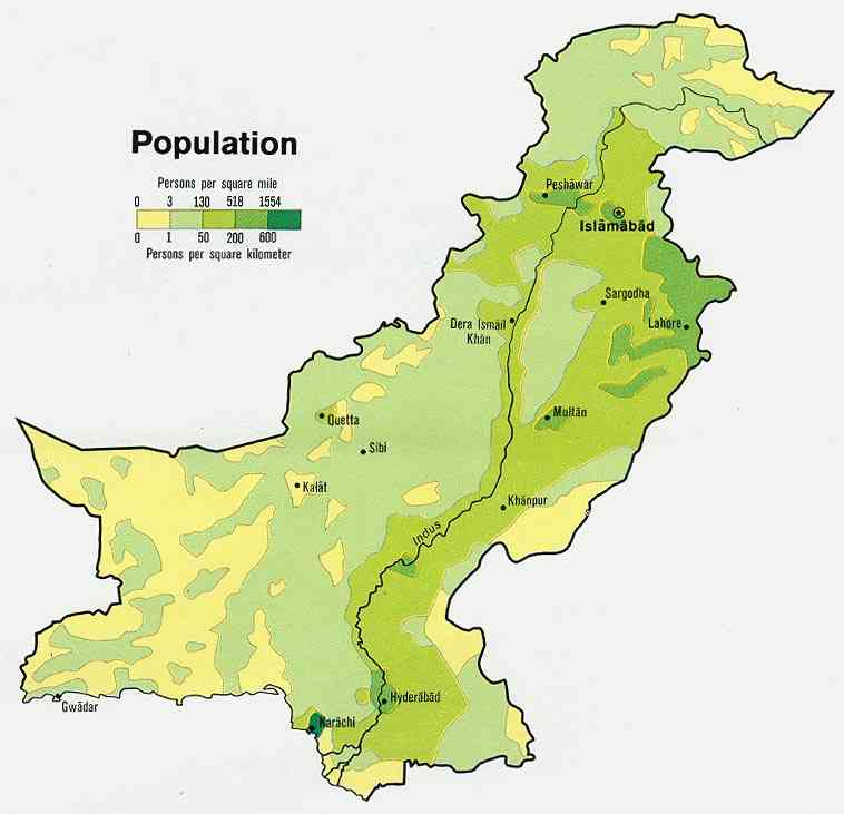 Pakistan Paedia Maps Of Pakistan - Map of pakistan